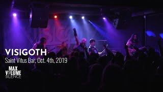 VISIGOTH live at Saint Vitus Bar, Oct. 4th, 2019 (FULL SET)