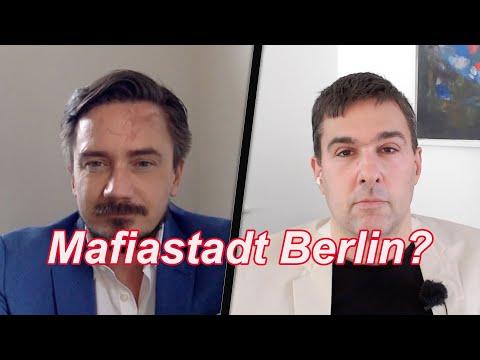 Berlin –Hauptstadt des organisierten Verbrechens? Das neue Buch des Abgeordneten Luthe.