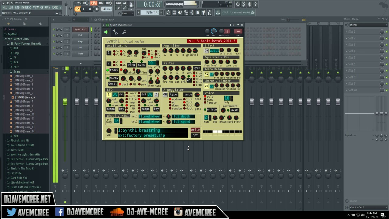 25 Free Synth VST Plugins – Best Synth VSTs for FL Studio, Ableton Live