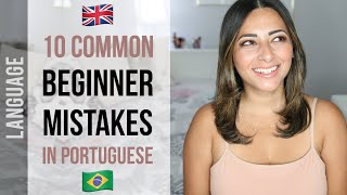 Baixar 10 COMMON MISTAKES ENGLISH SPEAKERS MAKE IN BRAZILIAN PORTUGUESE | Ysis Lorenna