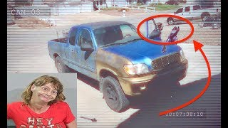 She Stole My Truck!!-*CALLED 911*
