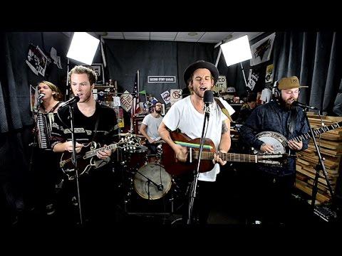 Judah & The Lion - 'Kickin' Da Leaves' ::: Second Story Garage