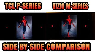 Vizio M-Series vs TCL P-Series The Battle of Budget 4K TVs