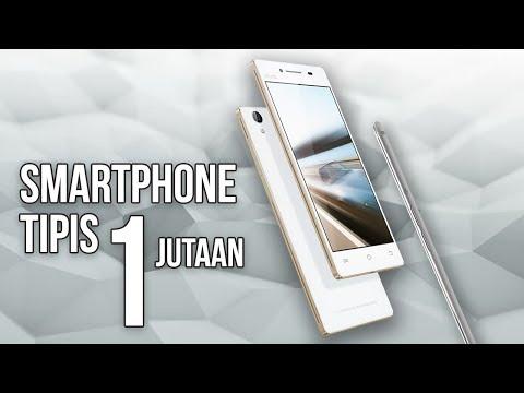 5 SMARTPHONE DESAIN TIPIS HARGA 1 JUTAAN