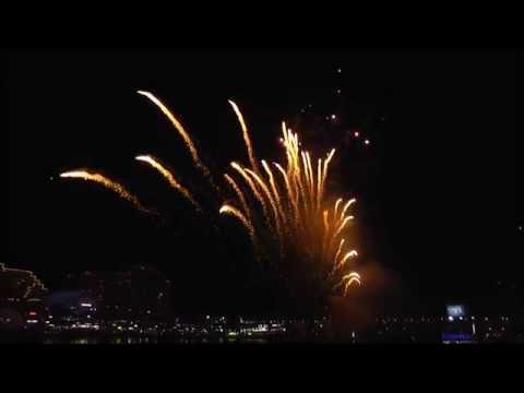 Sydney Darling Harbour Fireworks - January 31, 2015