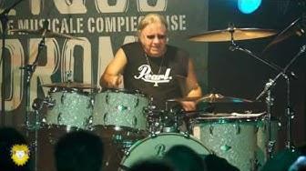 Ian Paice Drum Solo 2017