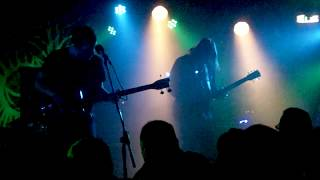 All Them Witches - Internet + Blood and Sand Live - King Tuts - Glasgow - 03/10/2017