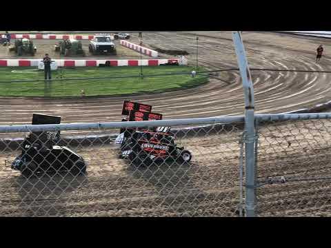 WoO Delta Speedway 3/17/19 Jr Heat 2B Cash