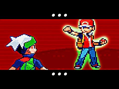 Brendan VS Red (Pokemon KAIZO Emerald)