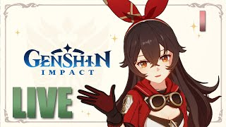 Let's Check Out Genshin Impact - MMOHuts (Test) Live Stream