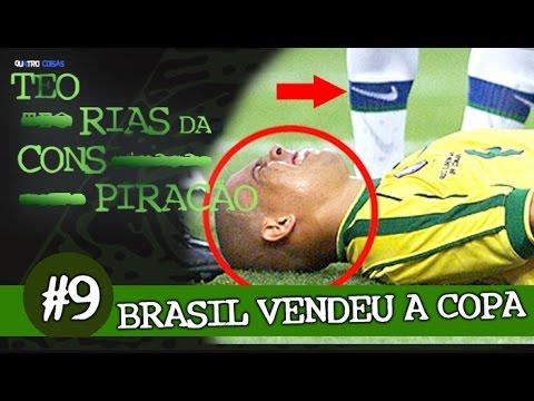  BRASIL VENDEU A COPA DE 98 - TEORIAS DA CONSPIRAÇÃO