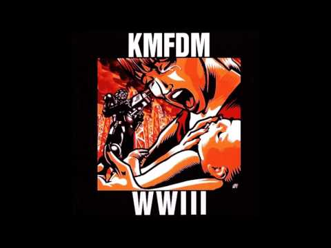 KMFDM - WWIII [industrial metal] full album (HD, HQ)