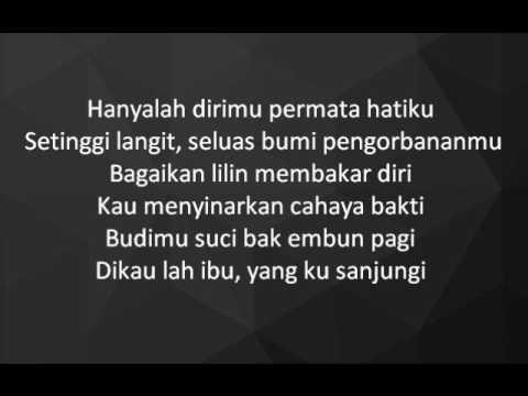 Dikir Temasek - Bakti Ibu lyrics