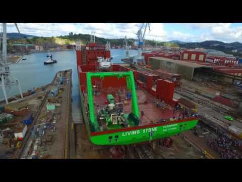 Launch 'Living Stone' 18/09/2016 - Bilbao, Spain