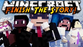 Minecraft Mini-Game : FINISH THE STORY 5!