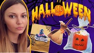 ВКУСНЯШКИ НА ХЕЛЛОУИН DIY * Упаковка подарков своими руками на хеллоуин * 2019