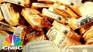 Gold, Consumer Sentiment: Here