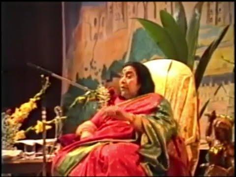 1990-0912 Mahakali Puja Talk, Version 2, longer, Le Raincy Ashram, France, subtitles