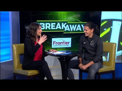 Timbers in 30 | The Breakaway with Christine Sinclair | Sept. 29, 2017