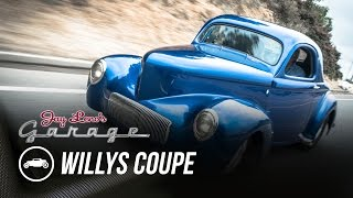 1941 Willys Coupe - Jay Leno's Garage