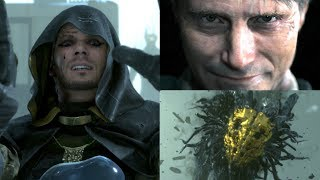 All Boss Fights WITH Final boss Death Stranding 2019