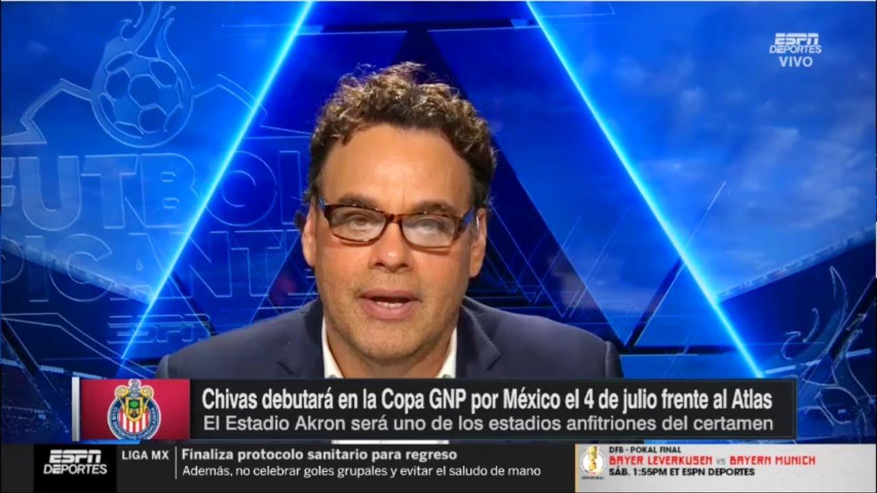 FUTBOL PICANTE 30 Junio 2020 | Cruz Azul, Chivas debutará en la Copa GNP por México el 4 de julio