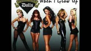 Pussycat Dolls When I Grow Up [INSTRUMENTAL HQ AUDIO]