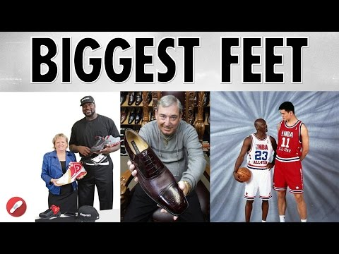 top-biggest/smallest-feet-in-the-nba!!