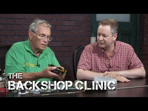 TrainMasters TV - The Backshop Clinic: S-cab tips