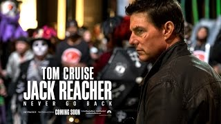 Jack Reacher: Never Go Back | Trailer #1 | UPI NL