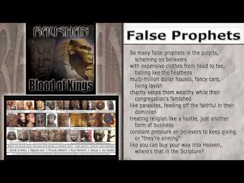 Raushan - False Prophets - (Lyrics)