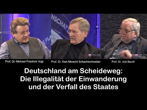 Karl Albrecht Schachtschneider & Jost Bauch: Einwanderung oder Souveränität