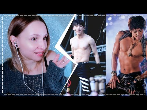 KPOP АЙДОЛЫ ТАНЦУЮТ SEXY ТАНЦЫ: BTS, EXO, GOT7, WANNA ONE REACTION/РЕАКЦИЯ | KPOP ARI RANG