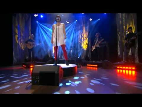 Edith Backlund - Black Hole (Live Go'Kväll 2011)