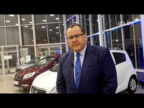 Обзор модельного ряда Ravon 2020 от руководителя завода UZ Auto Motors