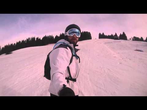 Take To The Ski's
