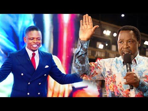 'T B Joshua Is Not Dead' -Prophet Shepherd Bushiri Talks About T B Joshua