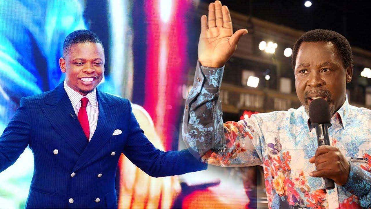 Download 'T B Joshua Is Not Dead' -Prophet Shepherd Bushiri Talks About T B Joshua