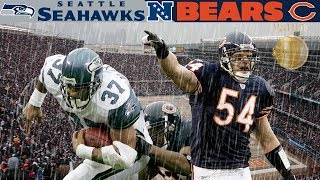 A Wild One in the Windy City! (Seahawks vs. Bears, 2006 NFC Divisional) | NFL Vault Highlights
