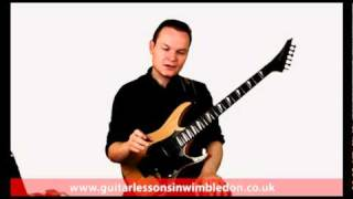 metal gallop rhythm lesson-guitar lessons london