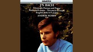 Partita No. 5 in G major BWV 829: Allemande
