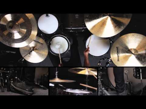 Mighty Warrior | Official Drums Tutorial | Elevation Worship