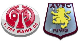 1. FSV Mainz 05 U11 (Jhg2005) vs Aston Villa FC U12 1:1; Mini-Lilien-Cup Mainz 23.01.2016
