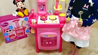 ミニーマウス キッチン おもちゃ / Minnie Mouse Toy Kitchen , Cute Life-size thumbnail