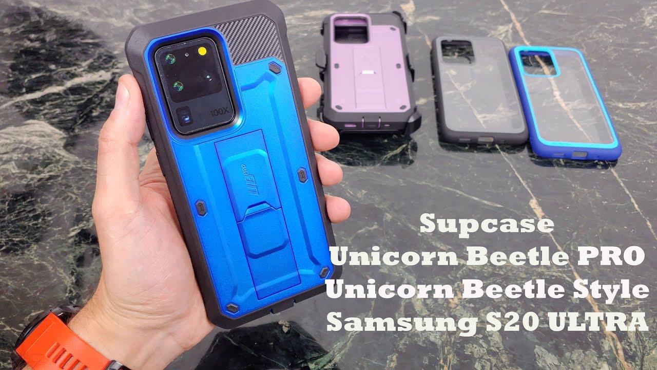 SUPCASE Galaxy S20 Unicorn Beetle Pro