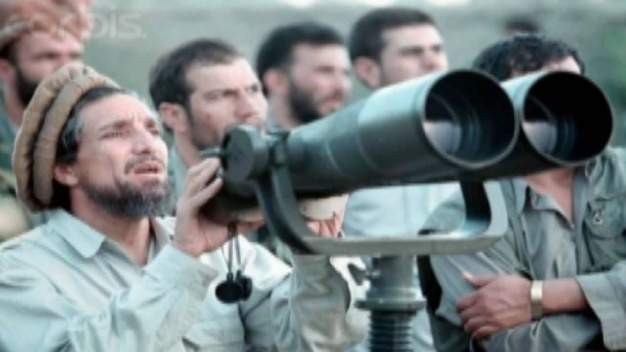 Ahmad Shah Massoud   Unseen Pictures HiGH QUALiTY 20 20 2200   YouTube