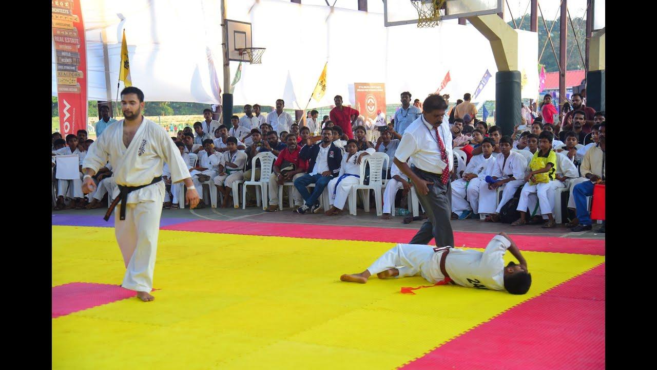 Kyokushin Karate KNOCKOUTS - YouTube