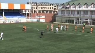gabala football academy u 19 əlincə 0 3 qəbələ 11 03 15