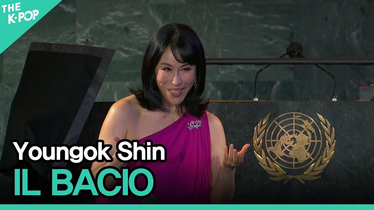 Download Youngok Shin (신영옥),  IL BACIO [UN DAY CONCERT 2021]