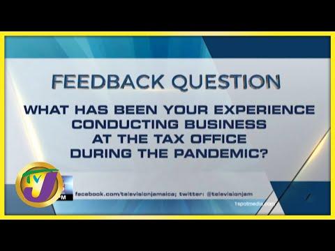 Feedback Question   TVJ News - August 24 2021